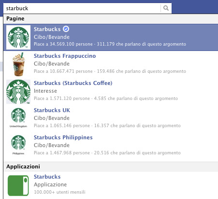 facebook-search-starbucks